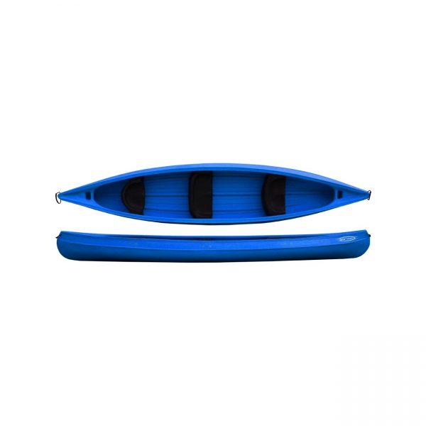 PE 470 yleiskanootti - Sininen