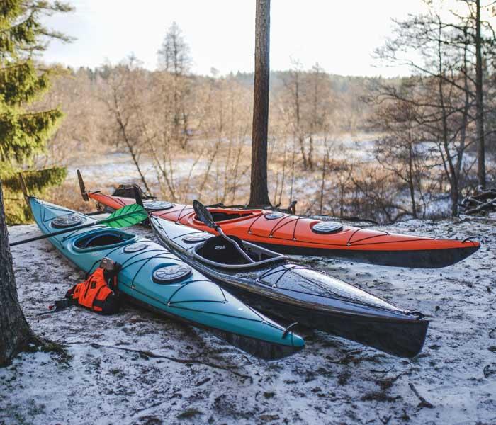 Kajakit ja kanootit