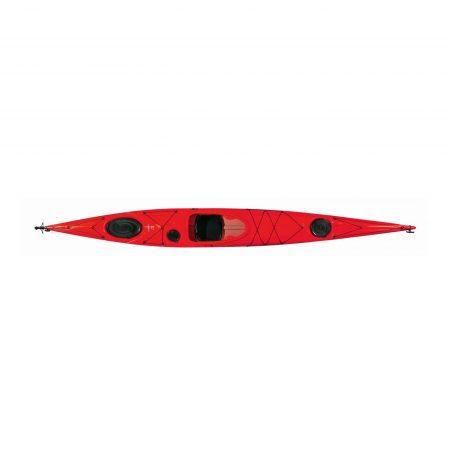 Ocean spirit PE kayak punainen